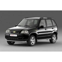 Авточехлы BM для Chevrolet Niva в Донецке