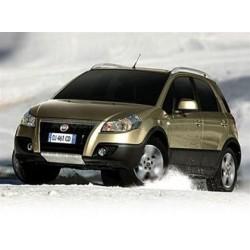 Авточехлы Автопилот для Fiat Sedici в Донецке