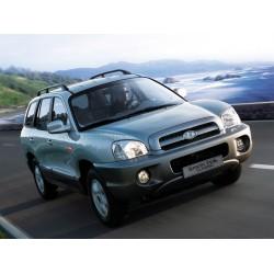 Авточехлы BM для Hyundai Santa Fe classic (Тагаз) в Донецке
