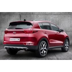 Авточехлы Автопилот для KIA Sportage 4 в Донецке