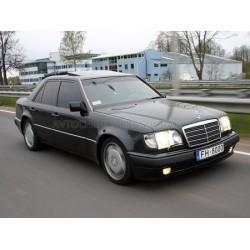 Авточехлы Автопилот для Mercedes W124 в Донецке