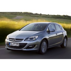 Авточехлы BM для Opel Astra J (с 2011) в Донецке