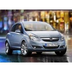 Авточехлы BM для Opel Corsa D в Донецке